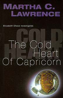 The British hardcover version of 'The Cold Heart of Capricorn'