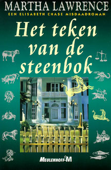 The Dutch paperback version of 'The Cold Heart of Capricorn'