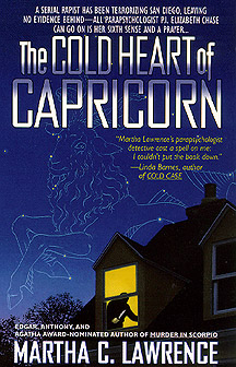 The paperback version of 'The Cold Heart of Capricorn'